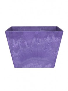 Artstone Ella aquaplanter grape  37 37 25