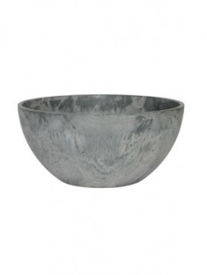 Artstone Fiona bowl grey 25   12