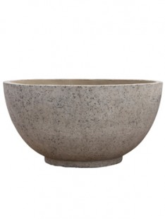 Concrete Bowl grey 155   76