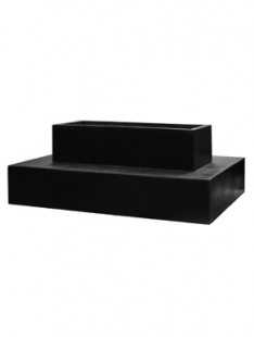 Fiberstone Jumbo seating maxi black  200 140 80