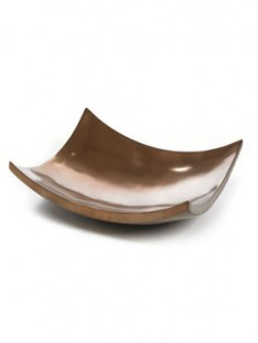 Plants First Choice Element bronze bowl square  43 43 15