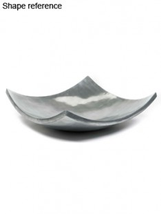 Plants First Choice Element alu bowl square  61 61 20