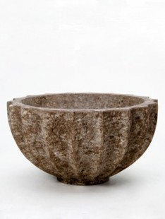 Polystone Rock Bowl 60   30