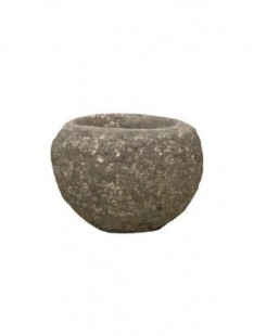Polystone Rock Findling brown  24 18 15